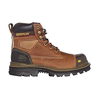 caterpillar gravel 6 s3, men's safety shoes - 51hBmCa2WgL - CAT Footwear Men's Gravel 6 S3 Safety Shoes