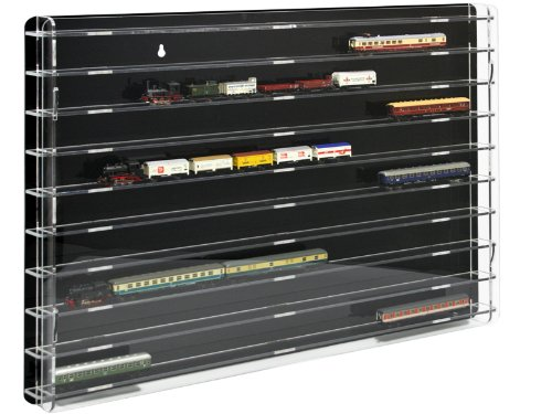 sora-modele-chemin-de-fer-echelle-n-vitrine-de-protection-avec-panneau-arriere-noir
