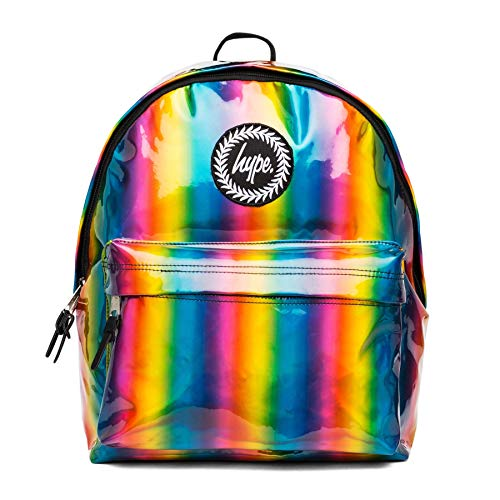 Hype Rucksack Rainbow Holographic