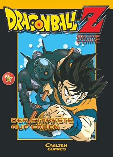Dragon Ball Z, Bd.2, Der Stärkste auf Erden