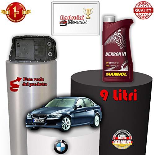 TAGLIANDO CAMBIO AUTOMATICO E OLIO E90 330 i 190KW 2009 -> 2011 1066