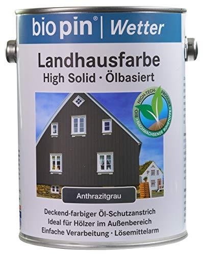 Biopin Ölbasiert & lösemittelarm