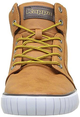 Kappa Tilbur, Baskets Hautes Homme Jaune (Mustard)