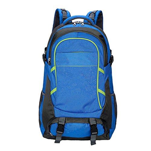 Ogert Atmungsaktive Wasserdichte Outdoor-Reiserucksack Berg Taschen Blue