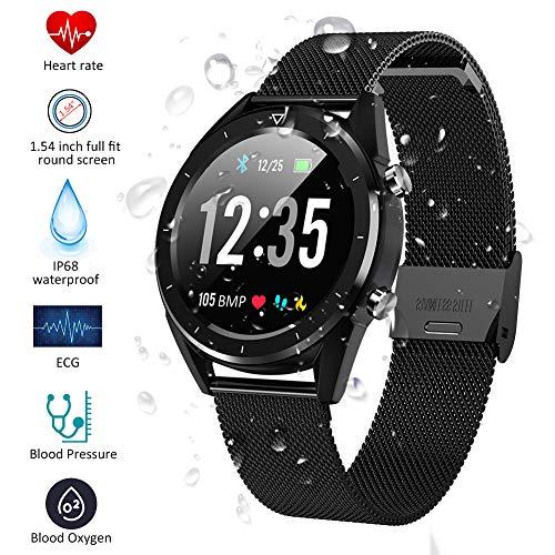 Smartwatch, Kivors Reloj Inteligente Bluetooth SmartWatch