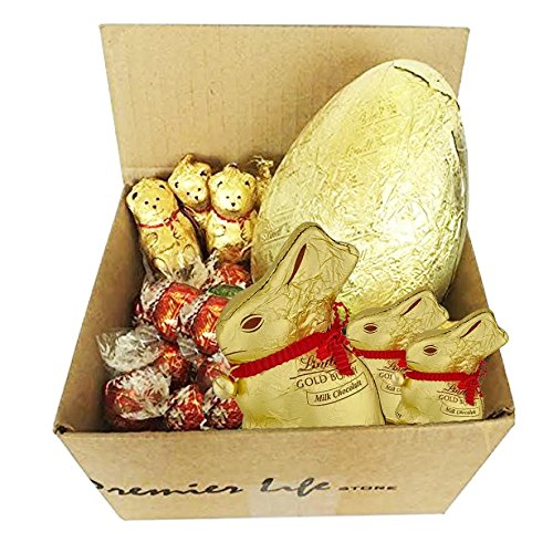 lindt-easter-egg-and-lindor-milk-chocolate-truffles-with-gold-bunnies-and-bears-perfect-little-gift-