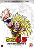 Dragon Ball Z Movie Complete Collection: Movies 1-13 + TV Specials [7 DVDs]