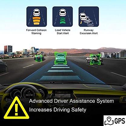 70mai-Dash-Cam-Pro-Autokamera-Vorne-Recorder-FHD-1944P-ADAS-Nockenauto-DVR-Sprachsteuerung-Notfallaufnahme-G-Sensor-WDR-Parkmonitorohne-GPS