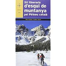 50 Itineraris D'Esquí De Muntanya (Azimut)