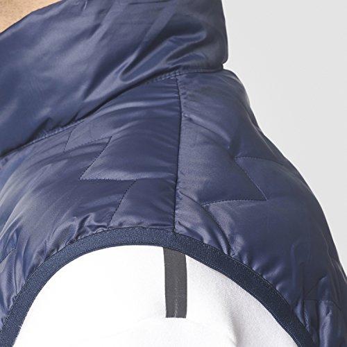 adidas Herren Serrated Tanktop Blue/Tinley