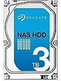 """Seagate ST3000VN000  - Disco duro interno de 3 TB (Serial ATA III, 3000 GB, 88.9 mm (3.5 """"), 4.8 W), negro"""
