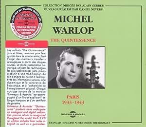 The Quintessence Paris 1933-1943 (2CD) by Michel Warlop (2013) Audio CD