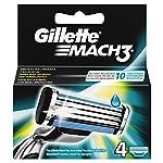 Gillette Mach3 - Cuchillas de...