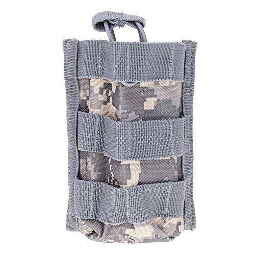 ?Sac Tactical unique Mag Magazine poche ouverte haut pour M4/M16 5,56.223 walkie-talkie interphone