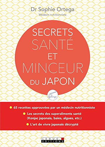 Secrets sant et minceur du Japon