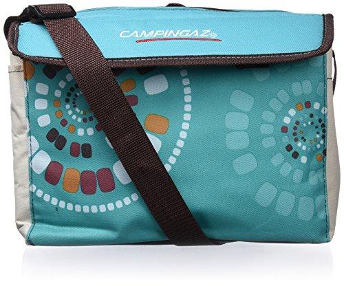 Campingaz Kühltasche Ethnic MiniMaxi, Faltbare Isotasche Zum Einkaufen, Camping Oder als Picknicktasche
