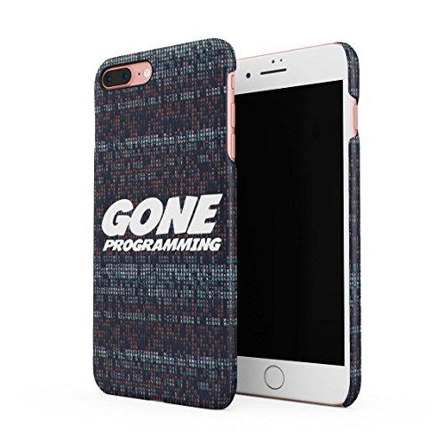 Trust Me I Am An Engineer Dünne Rückschale aus Hartplastik für iPhone 7 Plus & iPhone 8 Plus Handy Hülle Schutzhülle Slim Fit Case cover Gone Programming