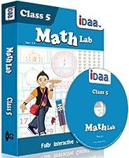 Idaa Class 5 Math Activity Educational CBSE (CD)
