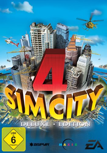 SimCity 4 Deluxe Edition [Mac Steam Code]