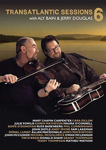 Transatlantic Sessions - Series 6 (complete) PAL - Aly Bain and Jerry Douglas [DVD] [UK Import] Drive Pal