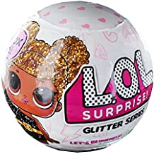 L.O.L. Surprise! Glitter Series Mystery Doll, One Random