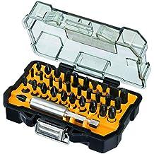 DeWalt Extreme Impact Torsion Bohr- und Schrauberbit-Set (32-tlg. Set im Touch Case, inkl. Bithalter, für den Einsatz in Schlagschraubern geeignet) DT70523T
