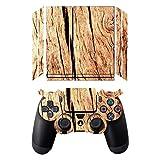 Disagu Design Skin for Sony PS4 Liegend + Controller - Motif Holz No.3