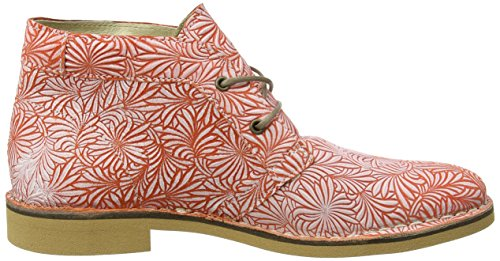 Fly London - Czar933fly, Stivali Donna Red (red/off White 008)