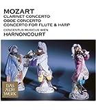 Clarinet Concerto/Oboe Concerto/Concert for Flute