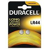 20Stück Batterien Duracell LR44–10Blister a 2Batterien–Alkaline 1,5V