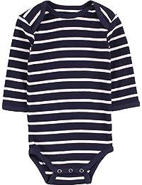 Fred's World by Green Cotton Baby Stripe Body Bodysuit