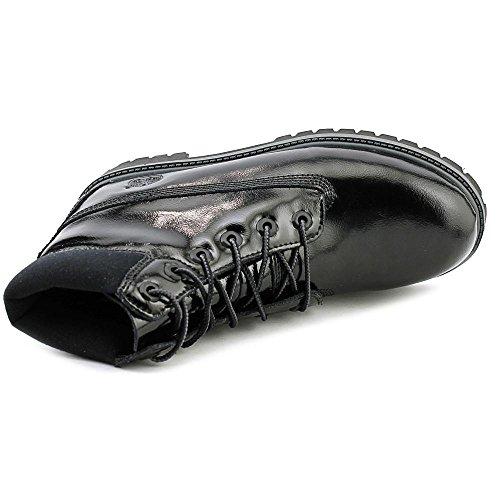Timberland 6 In Premium Wp, Bottes Classiques mixte enfant Noir