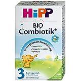 HiPP 3 Organic lait de suite Combiotik 4 Pack (4 x 500g)