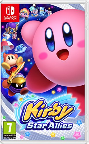 Foto Kirby Star Allies - Nintendo Switch