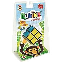 Jumbo Spiele 3985 - Rubiks Junior, Geschicklichkeitsspiel, farbig