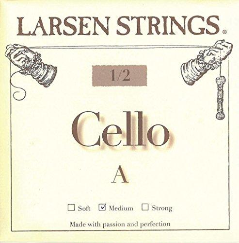 Larsen Larsen Saite für Cello kleine Grössen A 1/2