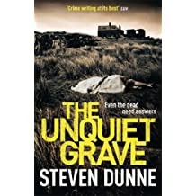The Unquiet Grave (DI Damen Brook 4): The Unquiet Grave (DI Damen Brook 4) (DI Brook Series)