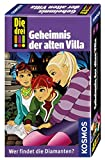 KOSMOS Spiele 711054 - Die drei !!! - Geheimnis der alten Villa