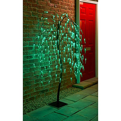 Solar Powered Weeping Willow Tree 5ft-Limited Lager Horizon-lager