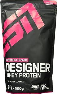 ESN Designer Whey Protein Pro Series, Vanilla Ice Cream, 1kg Beutel