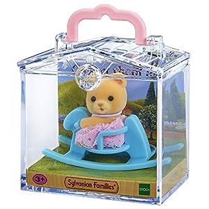 SYLVANIAN FAMILIES- Baby Carry Case Mini muñecas y Accesorios, (Epoch para Imaginar 5199)