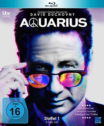 Aquarius - Staffel 1 (Blu-ray) Preisvergleich