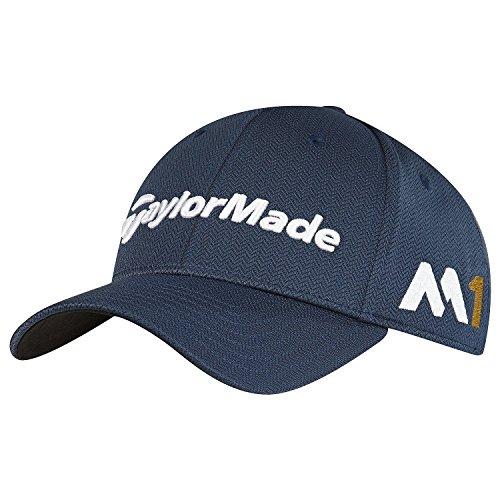 taylormade-golf-tour-radar-cap-reglable-bracelet-m1-psi-bleu-mineral-taille-unique