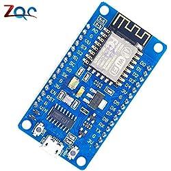 CH340G NodeMcu Lua ESP8266 ESP-12F DrahtLoses WIFI-Modul-Netzwerk-Entwicklungs-Board USB IO Ports PCB Antenna 4.5-9V