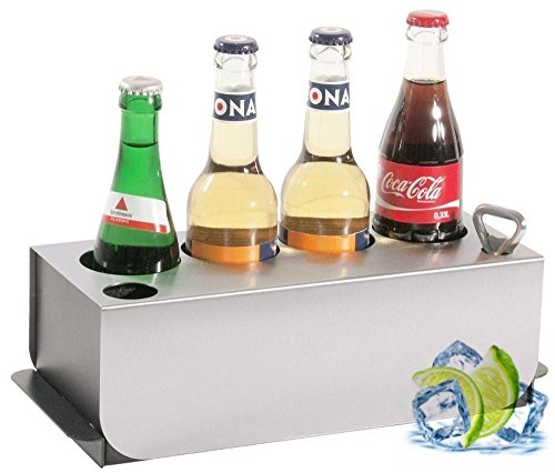 Flaschenkühler Konferenzkühler Kühler Konferenz Flaschenkühler für 4 Flaschen
