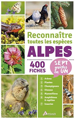 Alpes, reconnaître toutes les espèces