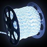 led lichterschlauch lichtschlauch 12m warmweiss 12 meter zuleitung beleuchtung. Black Bedroom Furniture Sets. Home Design Ideas