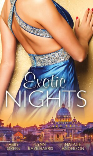 book cover of Exotic Nights