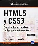 Pack De 2 Libros: HTML5, CSS3 Y API JavaScript. Domine Toda La Potencia De HTML5