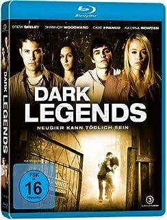 Dark Legends - Neugier kann tödlich sein [Blu-ray]